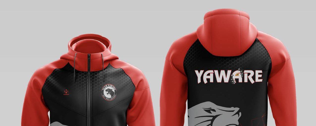Nieuwe Yaware kledinglijn